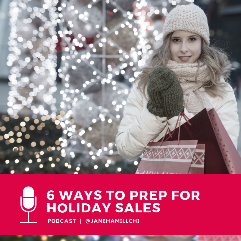 6 ways to prepare for the Holiday Selling Season