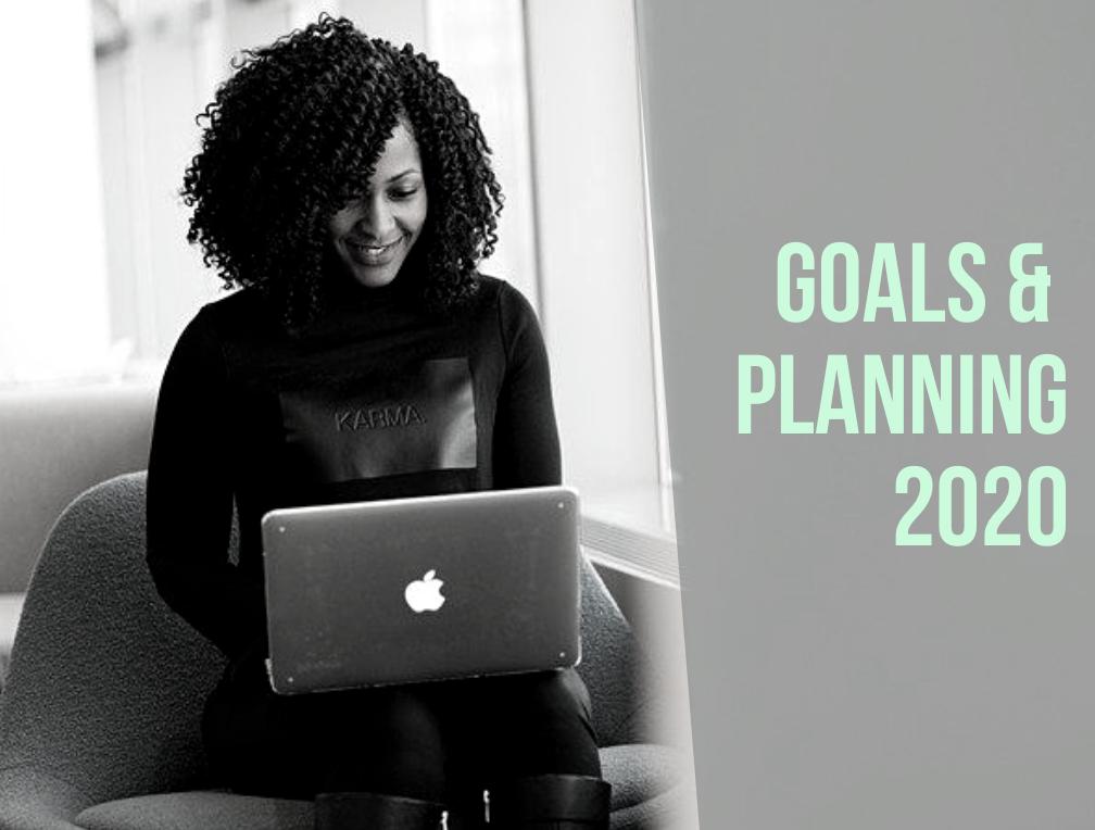 Goals and Planning Workshop for Creative Entrepreneurs