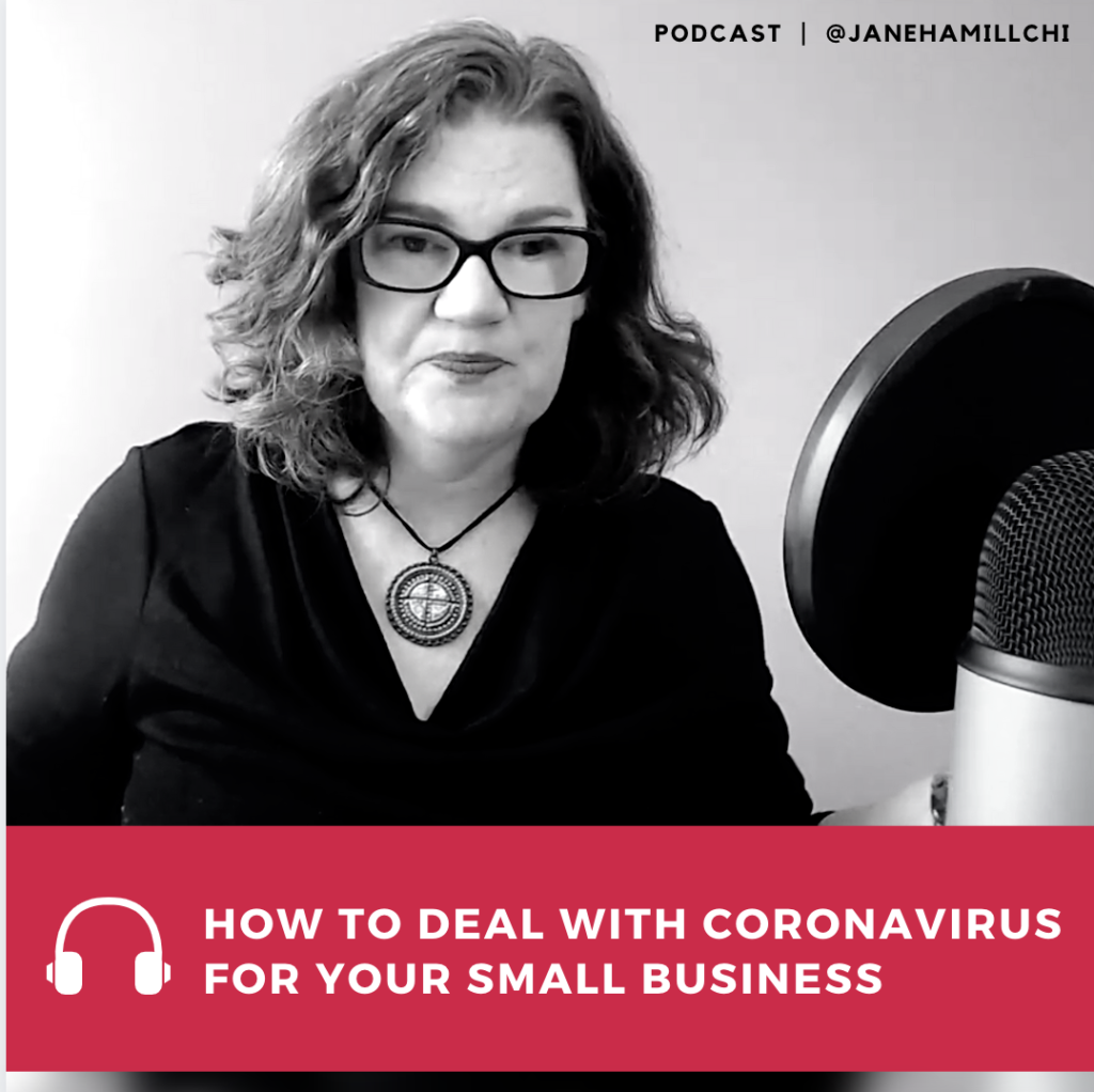How to handle Covid- 19 when you own a small business