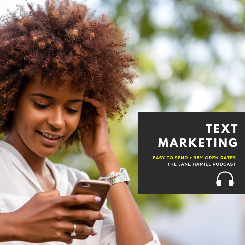 Why text marketing is so effective for your online shop or Shopify store